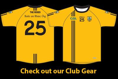 Rosemount GAA Club Gear