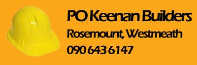 PO Keenan Builders