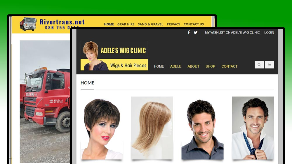 Eire.TV Web Design